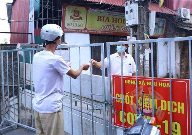 Vietnam logs 4,941 new COVID-19 infections hinh anh 1