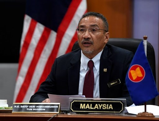 ASEAN's unity vital to overcome COVID-19 challenges: Malaysian FM hinh anh 1