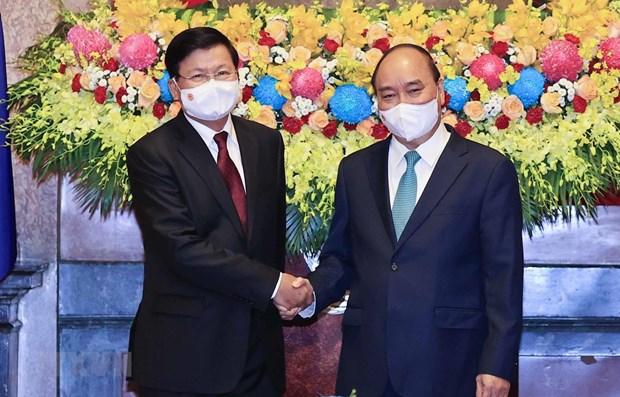 President's visit to deepen special Vietnam-Laos relationship: Ambassador hinh anh 1