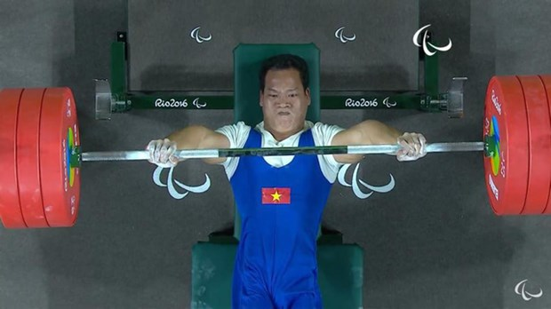 Vietnamese athletes with disabilities to compete in three sports at Tokyo Paralympics hinh anh 1