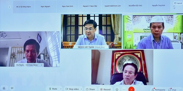 Strengthened int'l cooperation vital to development of Halal industry: Workshop hinh anh 1