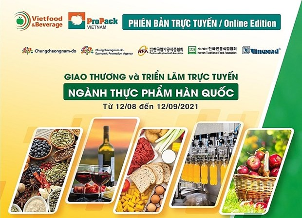 Online trade events to be held to connect VN, RoK firms hinh anh 1