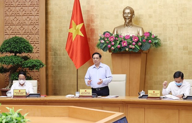 Macro economy basically stabilised in seven months: PM hinh anh 1