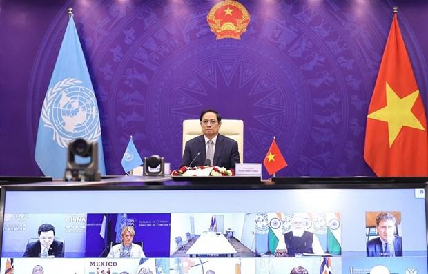 Ukrainian experts praise Vietnam's initiatives to enhance maritime security hinh anh 1