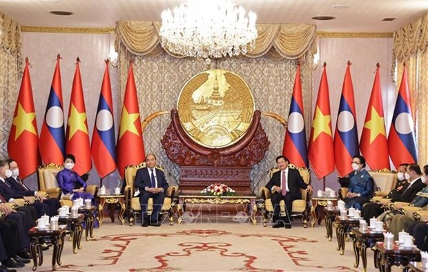 Deputy Foreign Minister: President's Laos visit a success hinh anh 1