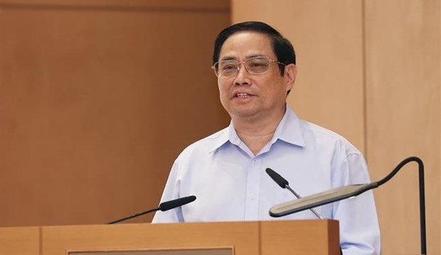 PM vows to build innovative, transparent, effective Government hinh anh 1