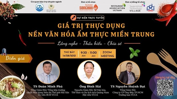 Programme promotes cuisine of Vietnam's central region hinh anh 1