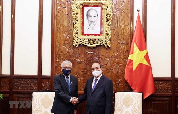 Vietnam always active member of UN: President hinh anh 1