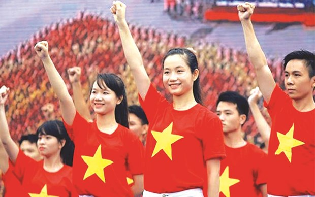 International Youth Day celebrated in Hanoi hinh anh 1