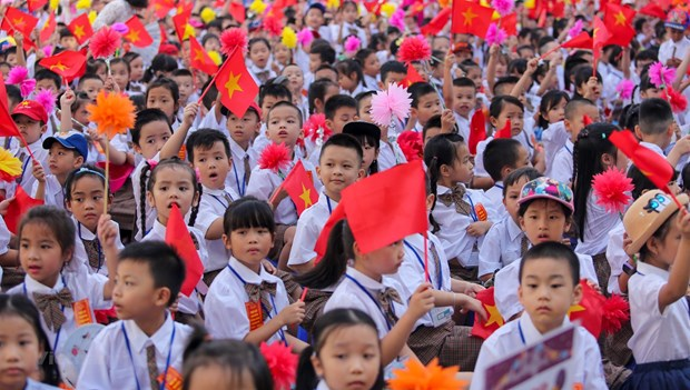 Vietnam continues efforts to promote gender equality hinh anh 1