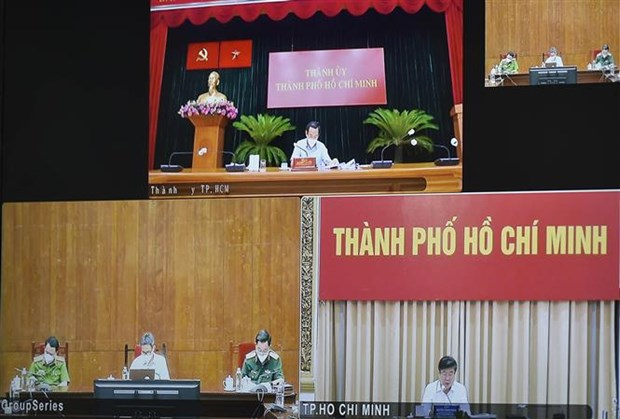 Government gives top priority to allocating vaccines to HCM City: Deputy PM hinh anh 2