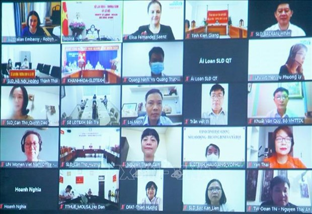 Vietnam continues efforts to promote gender equality hinh anh 2