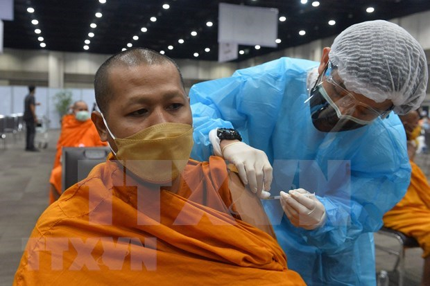 Thailand reports rising number of new COVID-19 cases hinh anh 1