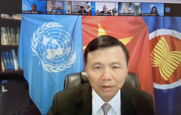 Vietnam highlights need to avoid negative impacts of counter-terrorism measures on humanitarian activities hinh anh 1