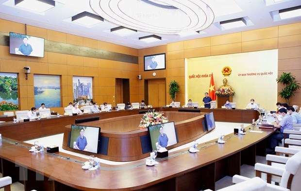 Second session of 15th NA Standing Committee to open next week hinh anh 1