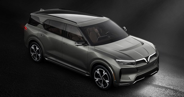 VinFast to launch three electric car models in 2023 hinh anh 1