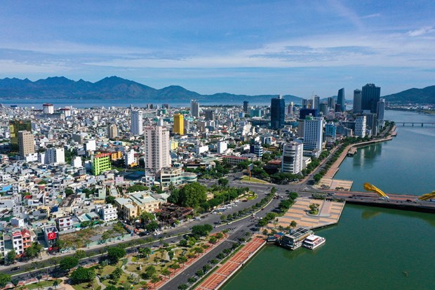 Da Nang to halt all activities for seven days to curb COVID-19 hinh anh 1