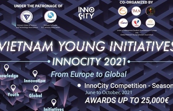 InnoCity 2021 - Vietnam Young Initiatives programme to be launched offcially on August 19 hinh anh 1