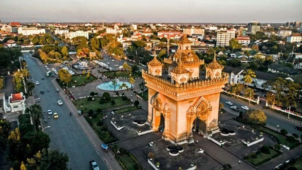 Laos reveals public debt repayment plan hinh anh 1