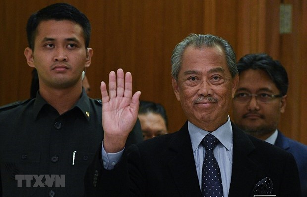 Malaysian PM appointed as interim premier after resignation hinh anh 1