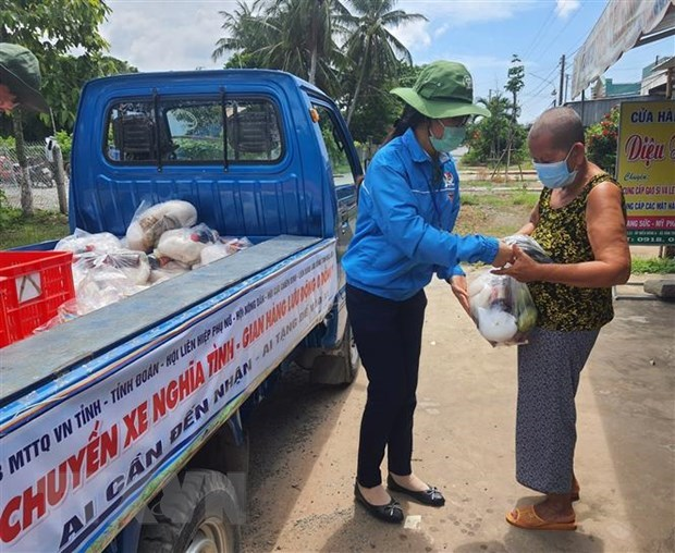 Localities asked to ensure support for residents amid COVID-19 hinh anh 1