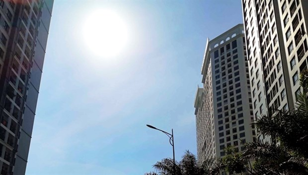 UV radiation at high risk levels across the nation hinh anh 1