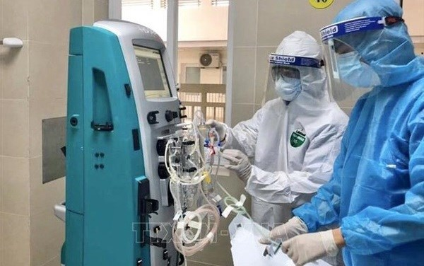 Hanoi devises plan to provide medical oxygen for 40,000 COVID-19 patients hinh anh 1