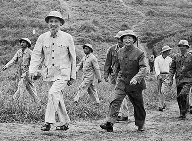 Virtual exhibition on late General Vo Nguyen Giap to open this weekend hinh anh 2