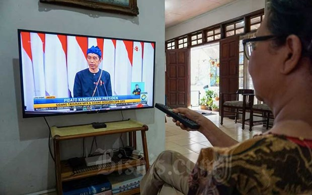 Indonesian President urges economic restructuring hinh anh 1