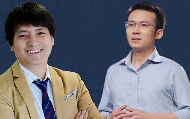 Vietnamese men win Outstanding Young Leaders of Asia 2021 award hinh anh 1