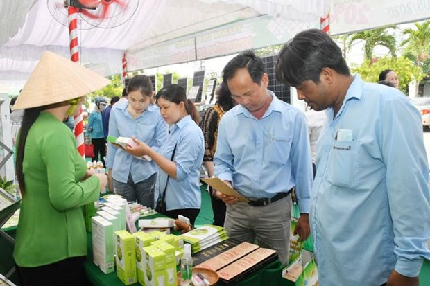Ben Tre earmarks over 2.19 million USD for trade promotion activities hinh anh 1