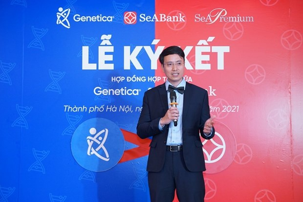 Man with desire to bring Vietnamese genomes to world gene map hinh anh 2