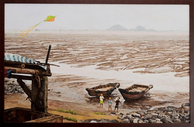 Online exhibition – Safe way to enjoy art amid pandemic hinh anh 2