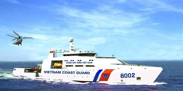 South African journalist hails Vietnam's stance on maritime security hinh anh 1