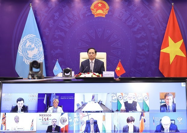 Indian scholar hails Vietnam's initiative in maritime security hinh anh 1