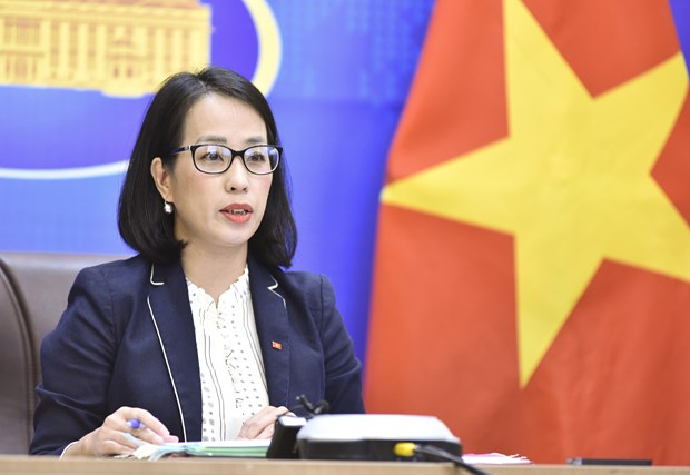Vietnam strongly commits to responding to climate change hinh anh 1