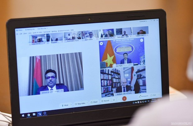 Vietnam seeks stronger cooperation with Middle East nations hinh anh 1