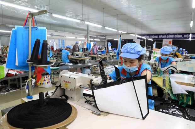US - largest buyer of Vietnam's plastic products in H1 hinh anh 1