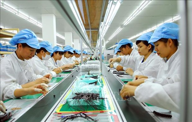 Vietnam's electronics industry appeals to foreign investors: entrepreneur.com hinh anh 1