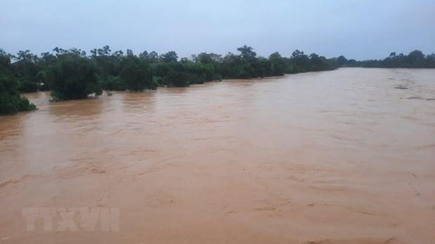 Heavy rain forecast for October, November, first half of December hinh anh 1