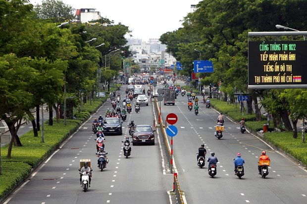 HCM City to tighten social distancing measures hinh anh 1