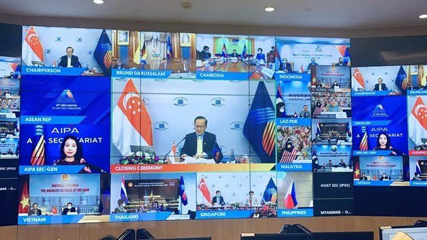 Vietnam makes noted contributions to AIPA's reform: AIPA Secretary General hinh anh 2