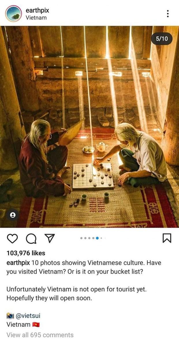 10 Vietnamese photos honoured on Instagram hinh anh 1