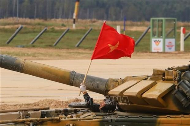 Army Games 2021 kicks off hinh anh 1