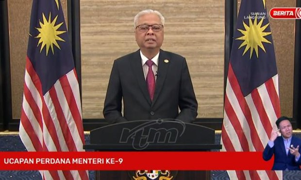 New Malaysian PM delivers inaugural speech hinh anh 1