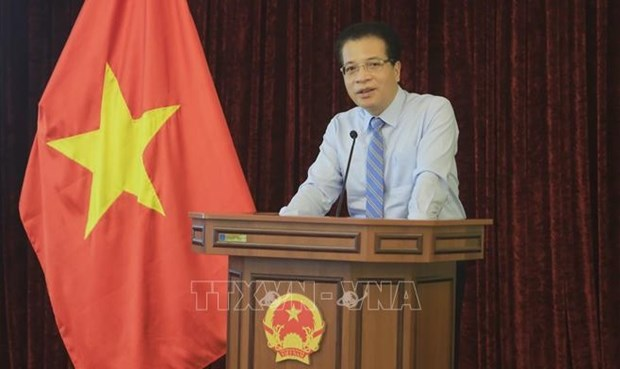 Vietnamese Embassy in Russia steps up 'vaccine diplomacy' hinh anh 1