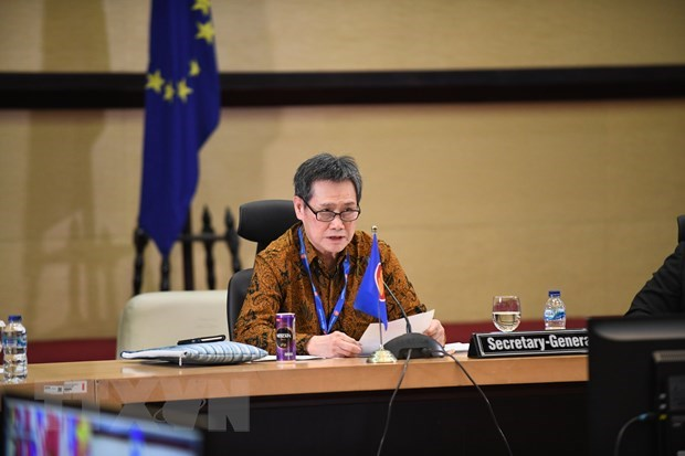 ASEAN moves to become inclusive, resilient despite COVID-19 hinh anh 1
