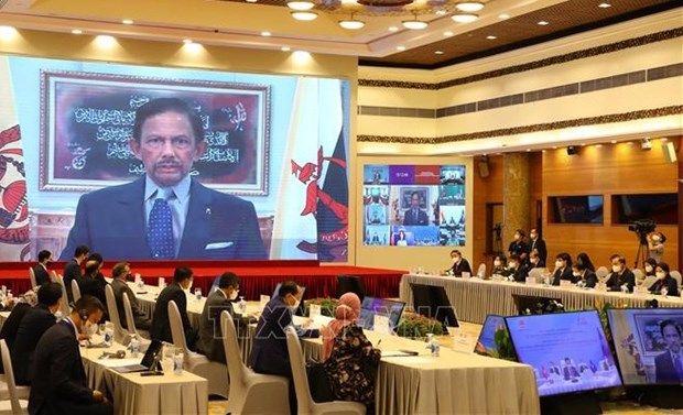AIPA-42: Brunei highlights AIPA's role in realising digital inclusion hinh anh 1