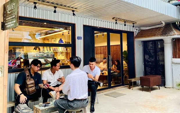Vietnamese coffee industry to go global hinh anh 1