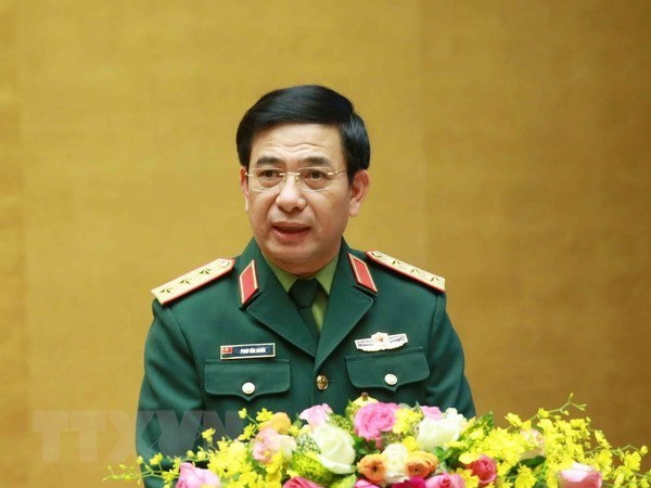 Army to use all forces to help southern localities wipe out COVID-19: Minister hinh anh 2